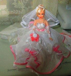 Изготовлю на заказ куклу шкатулку