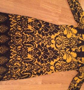 Платье теплое новое,размер42-44