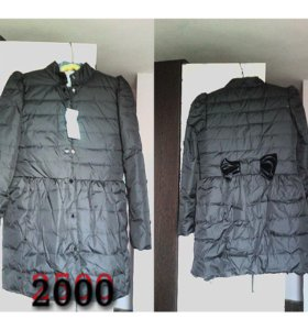 Пальто болоневое, 42-46