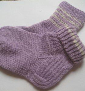Новые детские носочки