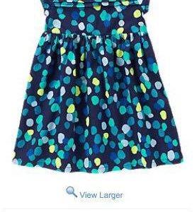 Платье Джимбори Gymboree
