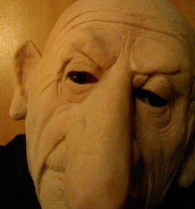 "Маска для хеллоуина ""Гоблин"""
