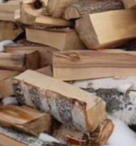 Кирпич и дрова