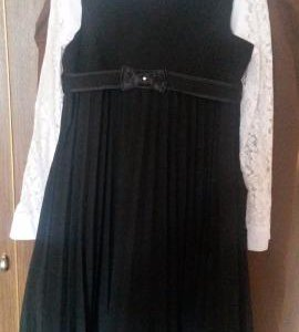 Сарафан с блузкой, платье нарядное