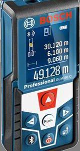 Лазерный дальномер Bosch GLM 50 C, 0601072C00