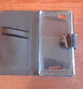Продам чехол на телефон Sony xperia M c1905