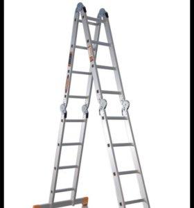 Лестница-трансформер 4х3 (3.6 м)