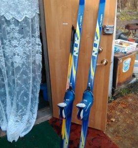 Лыжи и батинки