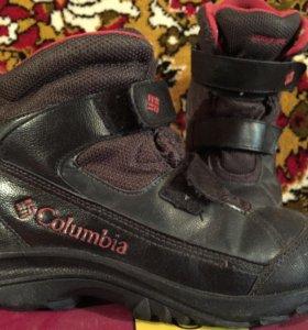 Зимние Ботинки Коламбия