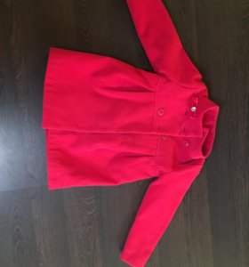 Пальто 110-116см
