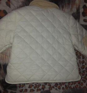 Куртка фирма Chicco