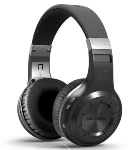 Bluetooth наушники Bluedio H+ fm-радио+ micro SD