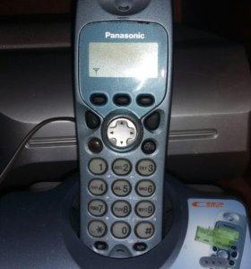 Продам радио телефон с автоответчиком