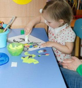Монтессори занятия для детей 0-3 лет.