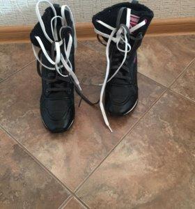 Ботинки puma 37 размер