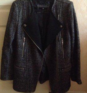 осеннеe пальто H&M