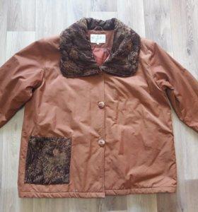 Куртка 56-58 размер