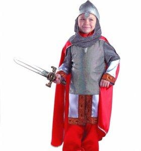Маскарадный костюм, рыцарь