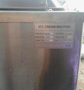 Машина для приготовления мягкого мороженного