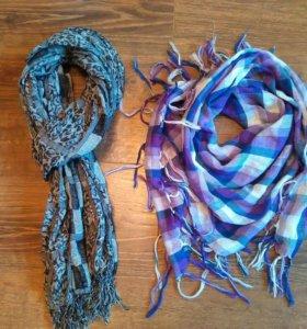 Платок и шарф