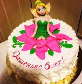 Торты для принцесс!