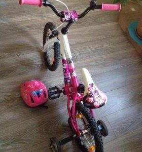 Детский велосипед Scott contessa junior 16