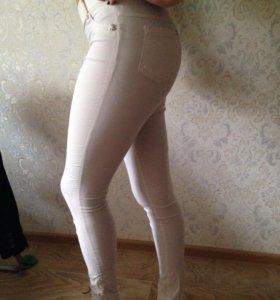 Молочные штаны-лосины