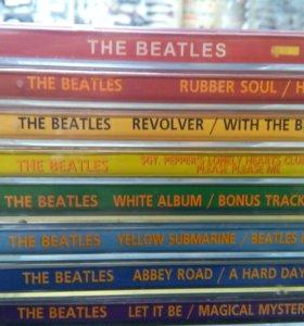 Подарочный набор CD дисков Beatles