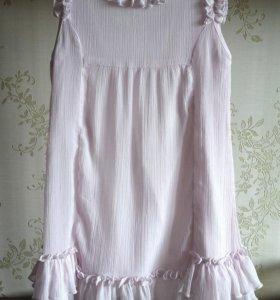 Платье  Benetton от 110 см.