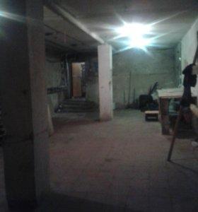 Складское помещение 75 кв м