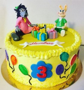 Фигурки на торт