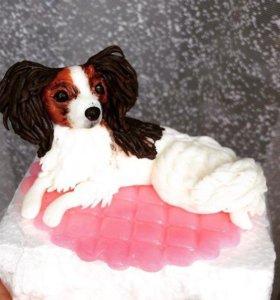 Фигурка на торт на заказ.