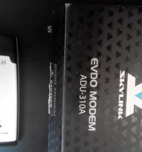 Evdo modem ( скайлинк)