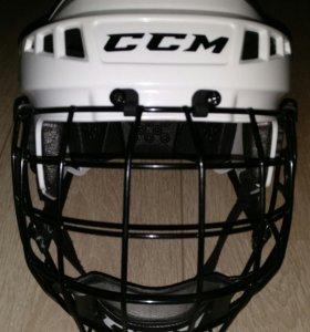 Хоккейный шлем с маской CCM
