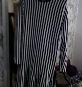 Платье,полосатое