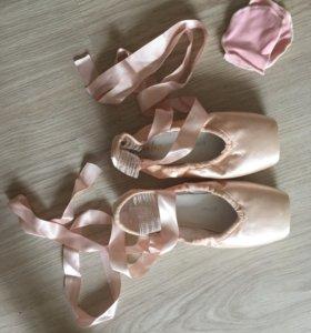 Пуанты ,балетки