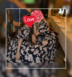 Платья для мамы и дочурки