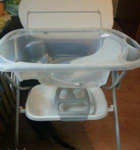 Ванна детская Neonato с пеленальным столиком