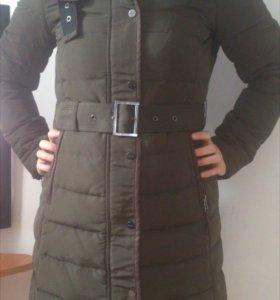 Куртка женская зимняя. Пуховик.