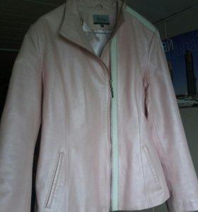 Курточка из нат.кожи