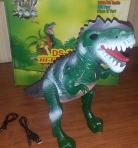 Музыкальная колонка Динозавр