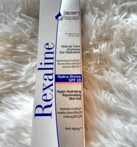 Rexaline тональный крем омолаживающий увлажняющий