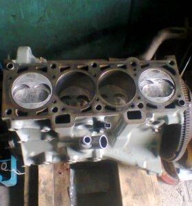 Двигатель ваз 21099 инжектор всё  в комплекте