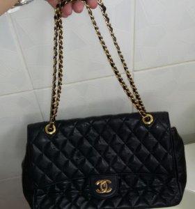 Chanel сумка- клатч