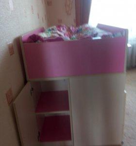 Продажа детской кроватки