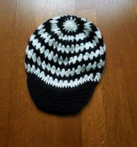 Вязанная кепка