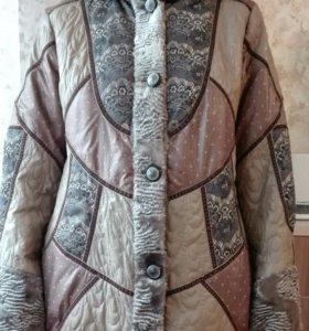 Новая женская куртка осень-весна