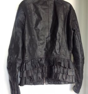 Куртка кожаная MEXX