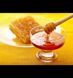 Мёд свежий. Натуральный.