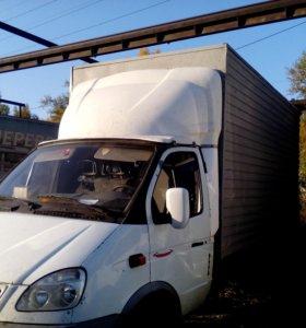 Перевозка грузов на газель 4 м